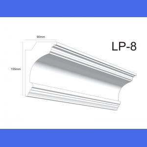 Decken Leiste LP8 - 15 cm 9 cm