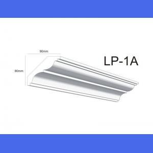 Decken Profilleiste LP1A - 8 cm 9 cm
