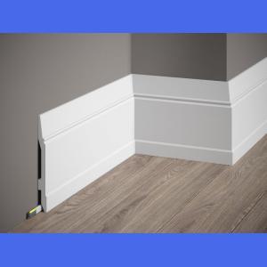 Bodenleiste weiß MD361 Mardom Decor 1.5 cm