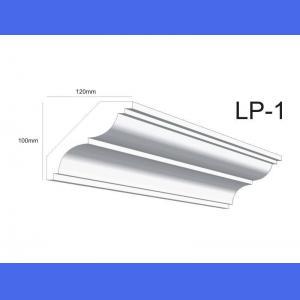 Deckenabschlussleiste Styropor LP1 - 10 cm 12 cm