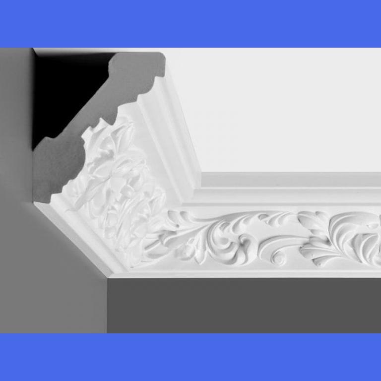 Deckenleiste -  COB-071 - 6,8 cm 7.2 cm