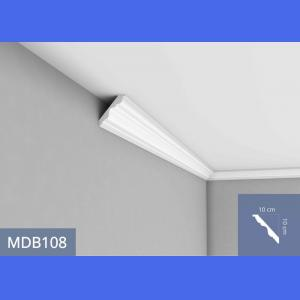 Deckenleiste - MDB108 Mardom Decor 10 cm