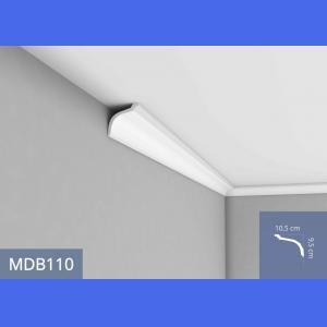 Deckenleiste - MDB110 Mardom Decor 10.5 cm